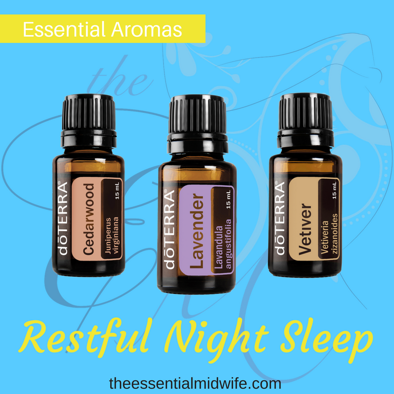 Diffuse Essential Oils For A Restful Night Sleep The
